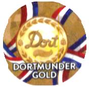 Dortmunder Gold Lager